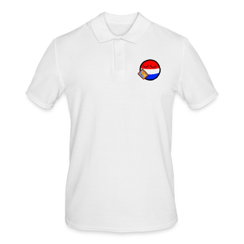 Netherlandsball - Men's Polo Shirt
