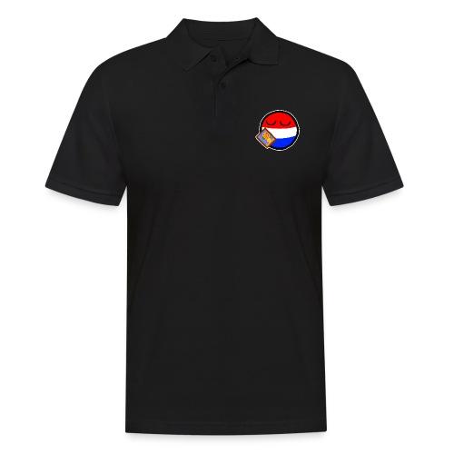 Netherlandsball - Men's Polo Shirt
