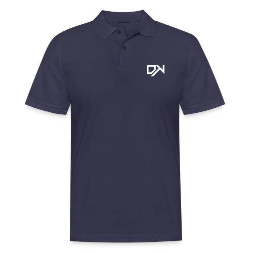 DewKee Logo Shirt Black - Men's Polo Shirt