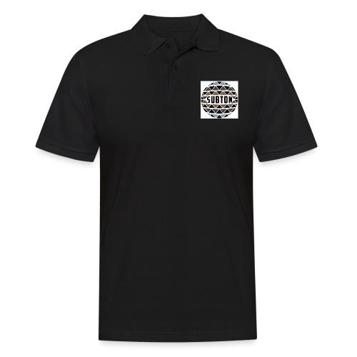 wereldbol_subton2-jpg - Men's Polo Shirt