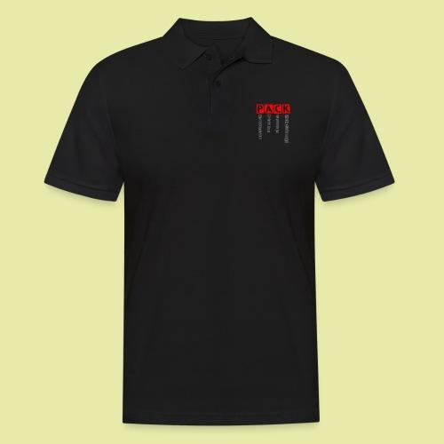 Kameradschaftlich - Männer Poloshirt