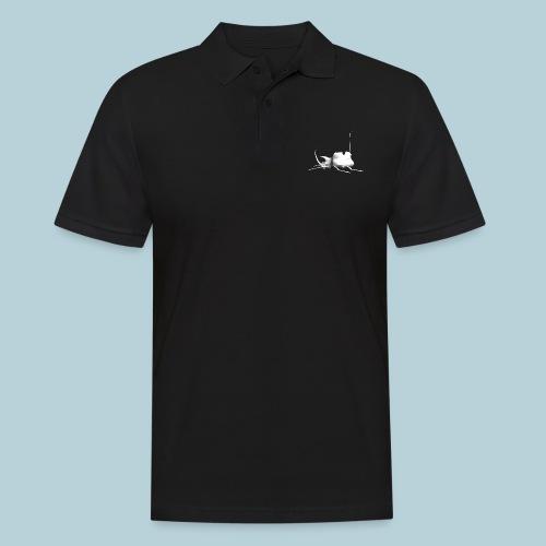 RATWORKS Luna Stag Beetle - Men's Polo Shirt