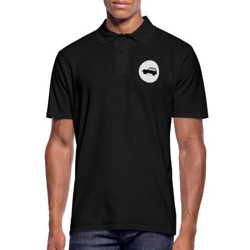 Lada Niva Kreis - Männer Poloshirt