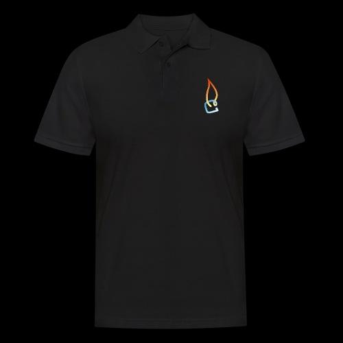 Eisheiss Bandlogo - Männer Poloshirt