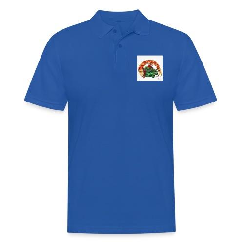 DiceMiniaturePaintGuy - Men's Polo Shirt