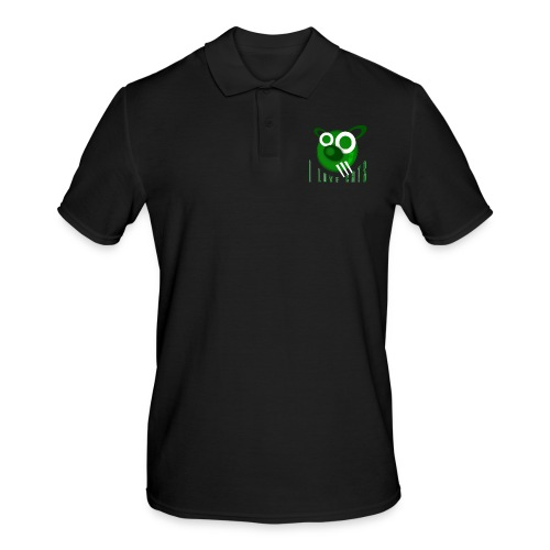 I Love Cats - Men's Polo Shirt