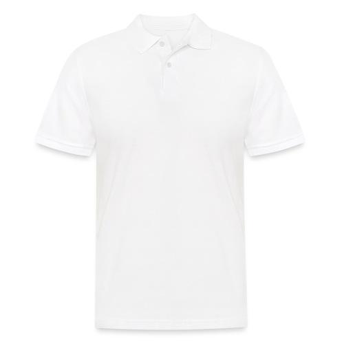 Creative simple black and white shirt - Herre poloshirt