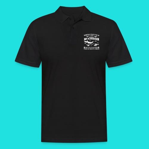 Modellbauer - Männer Poloshirt