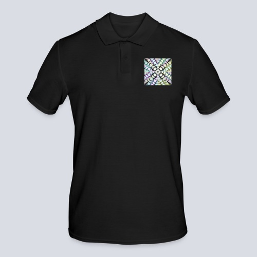 aBSTRAWIATURA 2 - Men's Polo Shirt