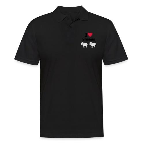 I-love-sheeps - Polo Homme