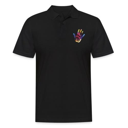 logo_storien - Poloskjorte for menn