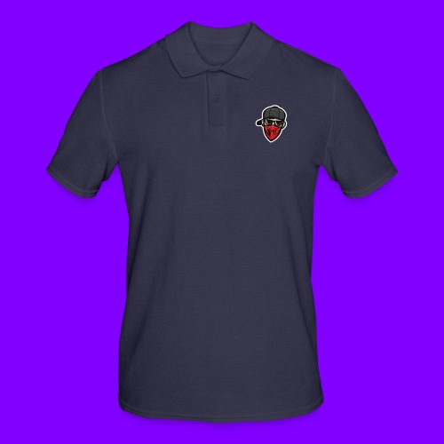 MKM TV's Logo - Men's Polo Shirt