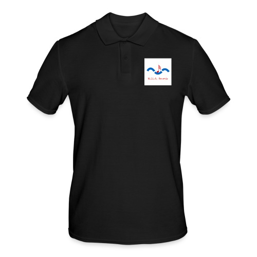 N.I.L.S. Records Logo - Männer Poloshirt