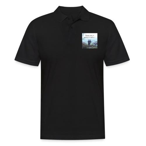 Sosialt Uakseptabelt - Poloskjorte for menn