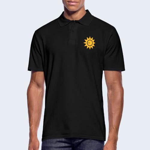 Winky Sun - Mannen poloshirt