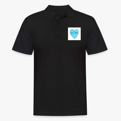send nudes - Men's Polo Shirt