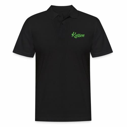 Kussen.website kussensloop groen - Mannen poloshirt