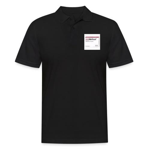 Medikament ? - Männer Poloshirt
