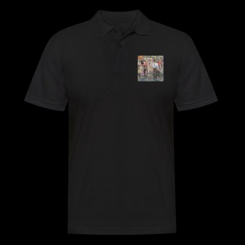 NewYork_GroundZero.jpg - Männer Poloshirt