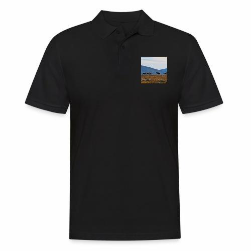 Rein til fjells - Poloskjorte for menn