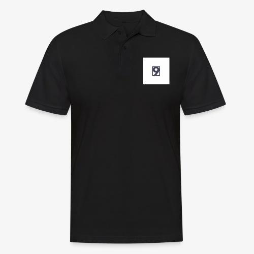 9 Clothing T SHIRT Logo - Men's Polo Shirt