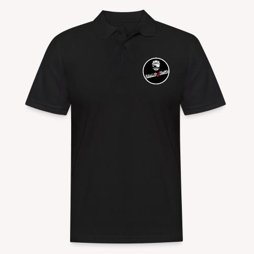 motorcycle Logo 2 - Men's Polo Shirt