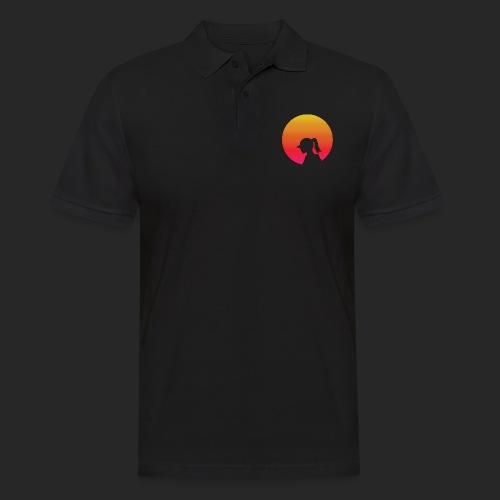 Gradient Girl - Men's Polo Shirt