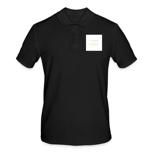 Mortinus - Evening at the Marketplace - Men's Polo Shirt