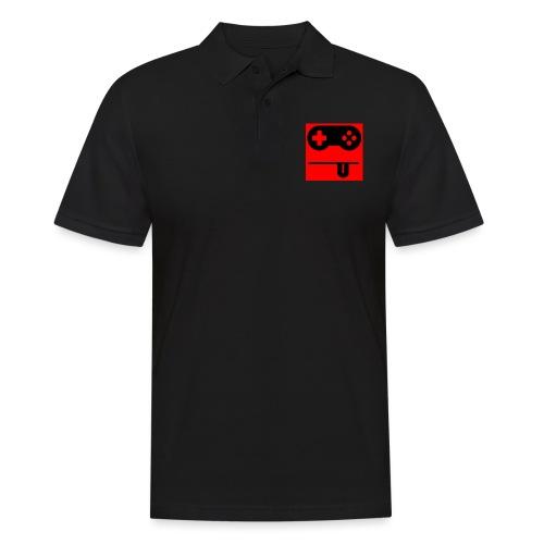 Logo Noobzocker - Männer Poloshirt