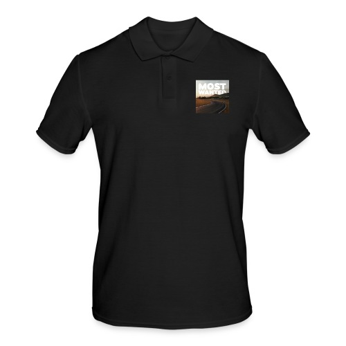 MOST WANTED - Männer Poloshirt
