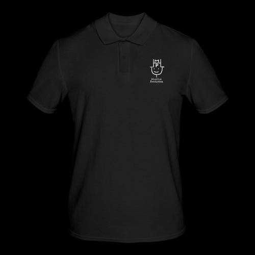 Mad Hat | Scribble - Männer Poloshirt