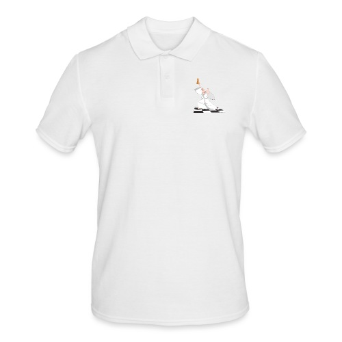 Tell it to the hand! - Men's Polo Shirt