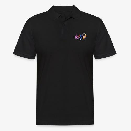 London Watercolour MG - Men's Polo Shirt