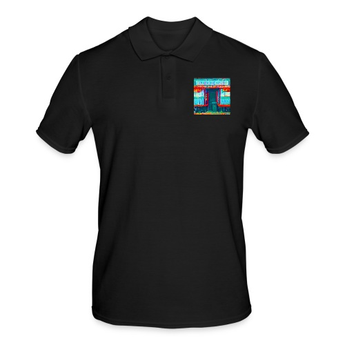Roll On Blank Tapes - Men's Polo Shirt