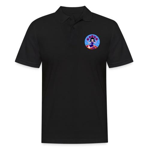 Record Girl - Männer Poloshirt