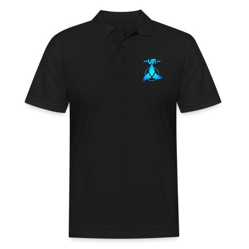 UNNICK Logo - Männer Poloshirt