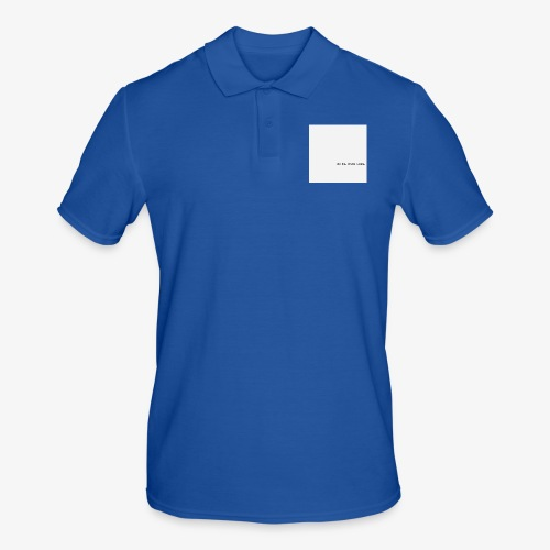 do it with love - Men's Polo Shirt
