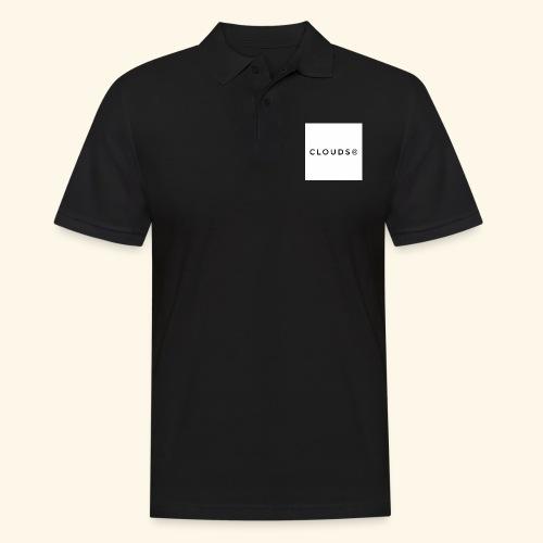 Clouds 01 - Männer Poloshirt