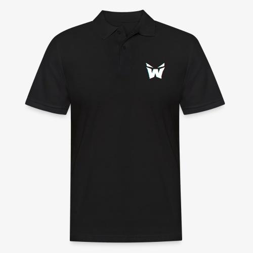 MAN'S VORTEX DESIGN - Men's Polo Shirt