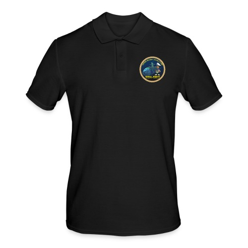 Command Badge SSN-1983 - Men's Polo Shirt