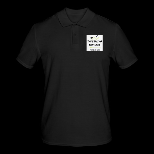 The parkours brothers T-shirt - Mannen poloshirt