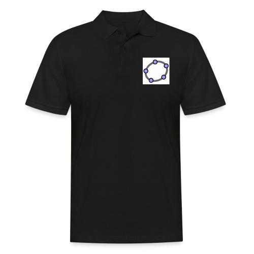 GeoGebra Ellipse - Men's Polo Shirt