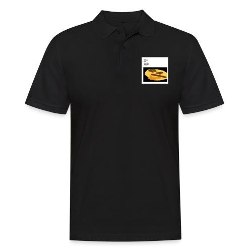 lemme get uhhhh box logo - Miesten pikeepaita