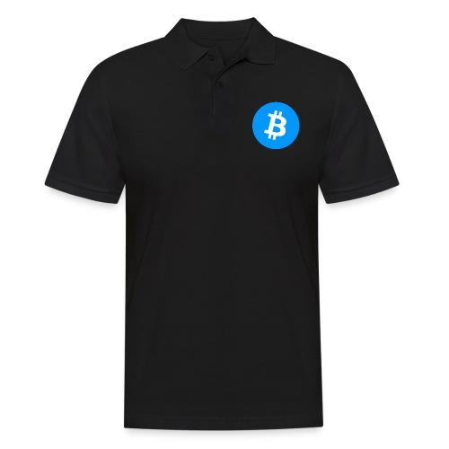 Bitcoin T-shirt - Pikétröja herr