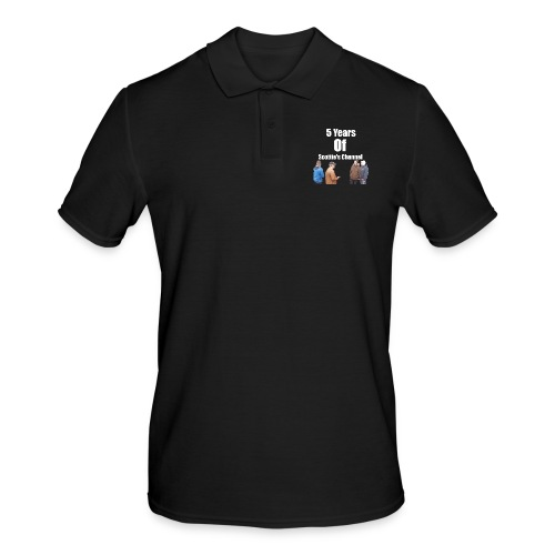 5 Years Of Scottie's Channel - Men's Polo Shirt