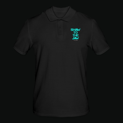 SMAW TO THE JAW - Men's Polo Shirt