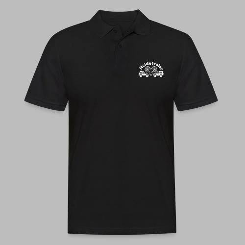 Heide Scaler white HQ - Männer Poloshirt