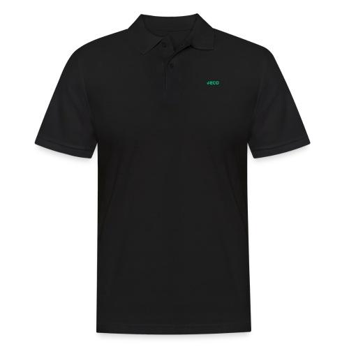#ECO Blue-Green - Männer Poloshirt