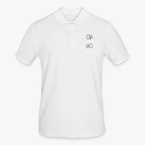 OH HO - Men's Polo Shirt