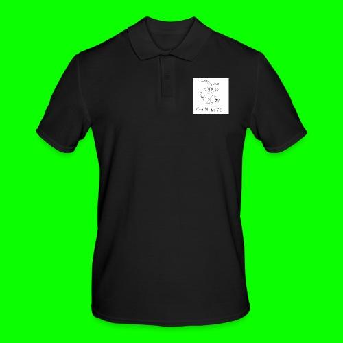 Goblin Noise - Men's Polo Shirt